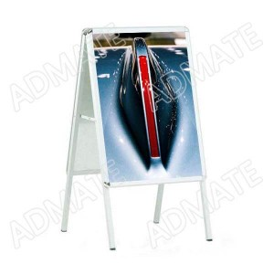 Outdoor A-Board Poster Stand