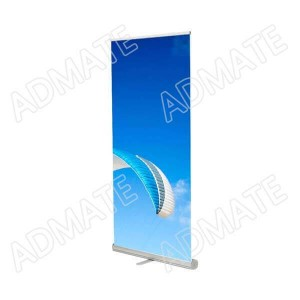 Admate retractable Banner Stand