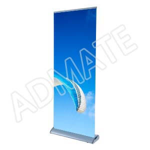 Deluxe roll up stand