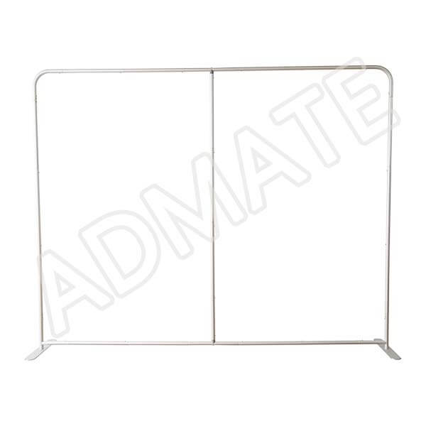 Tension fabric trade show displays photo booth backdrop display stand